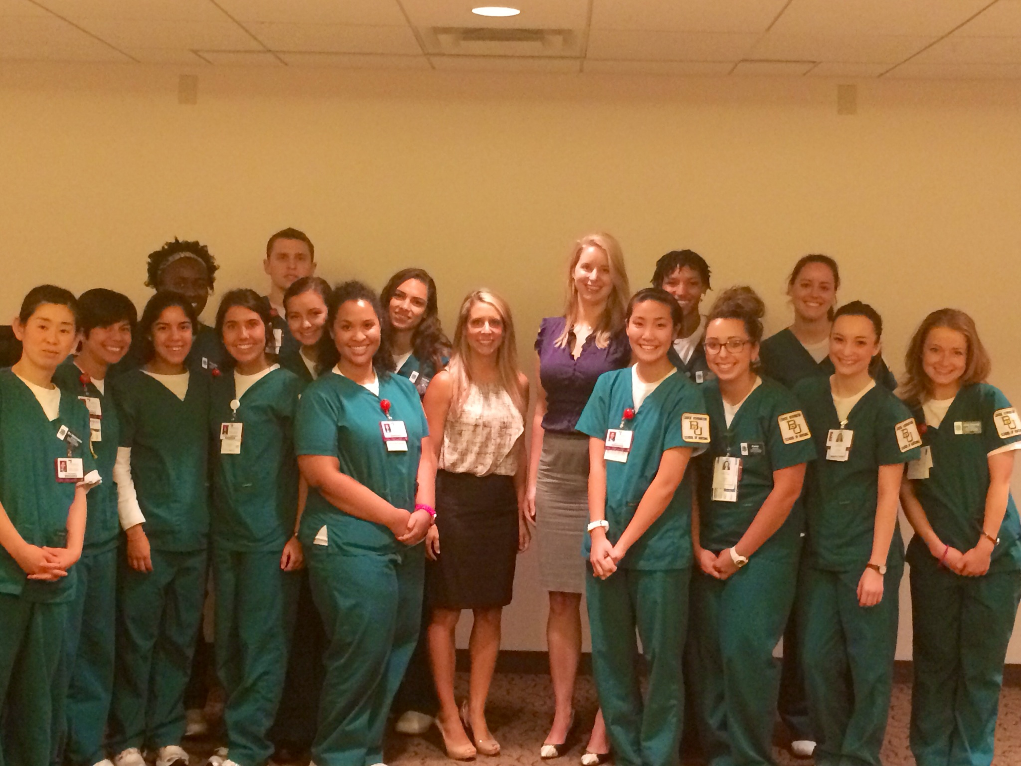 """Jessica Dunne and Alison R. Williams Present """"Legal Pitfalls in the Medical World"""" to Class of Nursing Students – Health"""